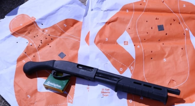 Remington quietly sneaks out 20 gauge version of Tac-14 firearm (VIDEO)