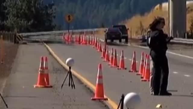 Oregon highway shooting