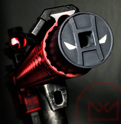 WTF doubles down on Deadpool with a suppressed AR project (PHOTOS) 3