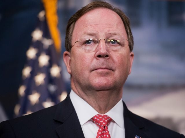 U.S. Rep. Bill Flores of Texas was the first of several Republicans to voice support for a proposed ban on bump fire stocks. (Photo: Tom Williams/CQ Roll Call)