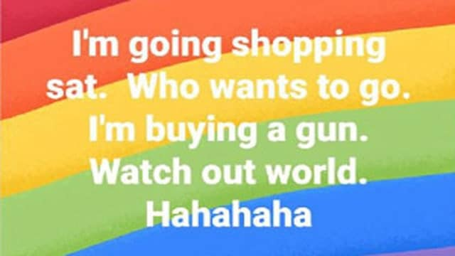 A suburban Pittsburgh elementary school staffer's Facebook post about buying a gun sent district officials into emergency mode last week. (Photo: KDKA)
