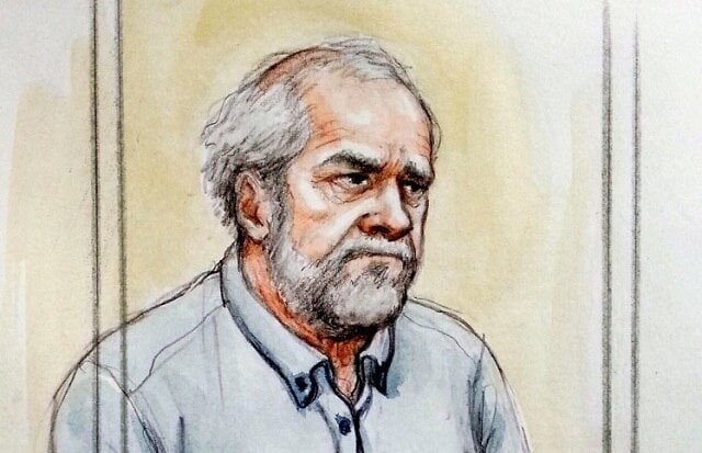 Courtroom sketch of 66-year-old Paul Edmunds. (Photo: SWNS)