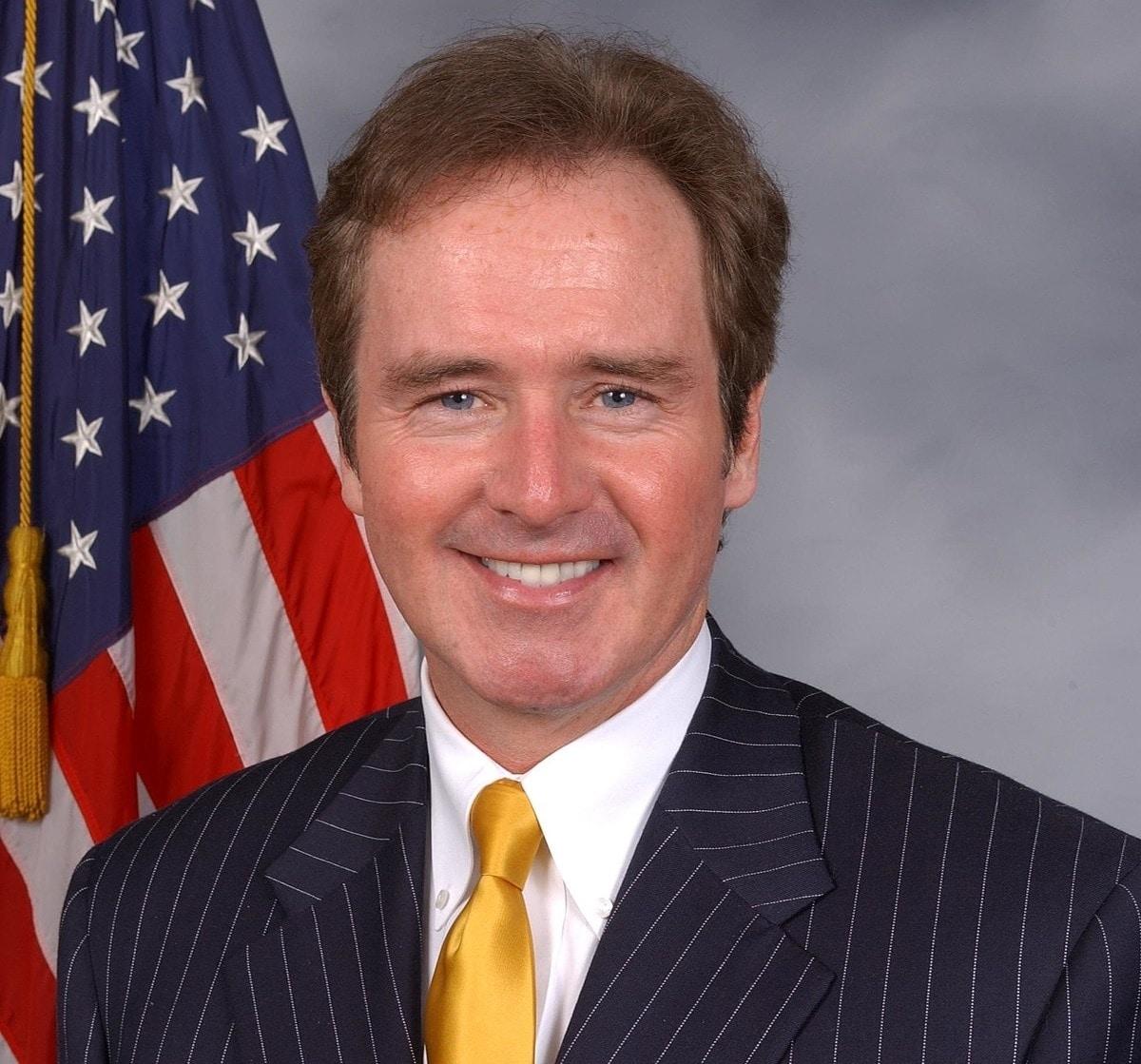 Democrat Rep. Brian Higgins.