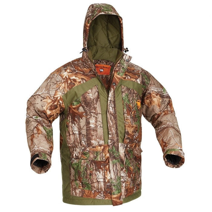 The Classic Elite Park touts a Realtree Xtra look with ArticShield Retain for better warmth. (Photo: ArcticShield)