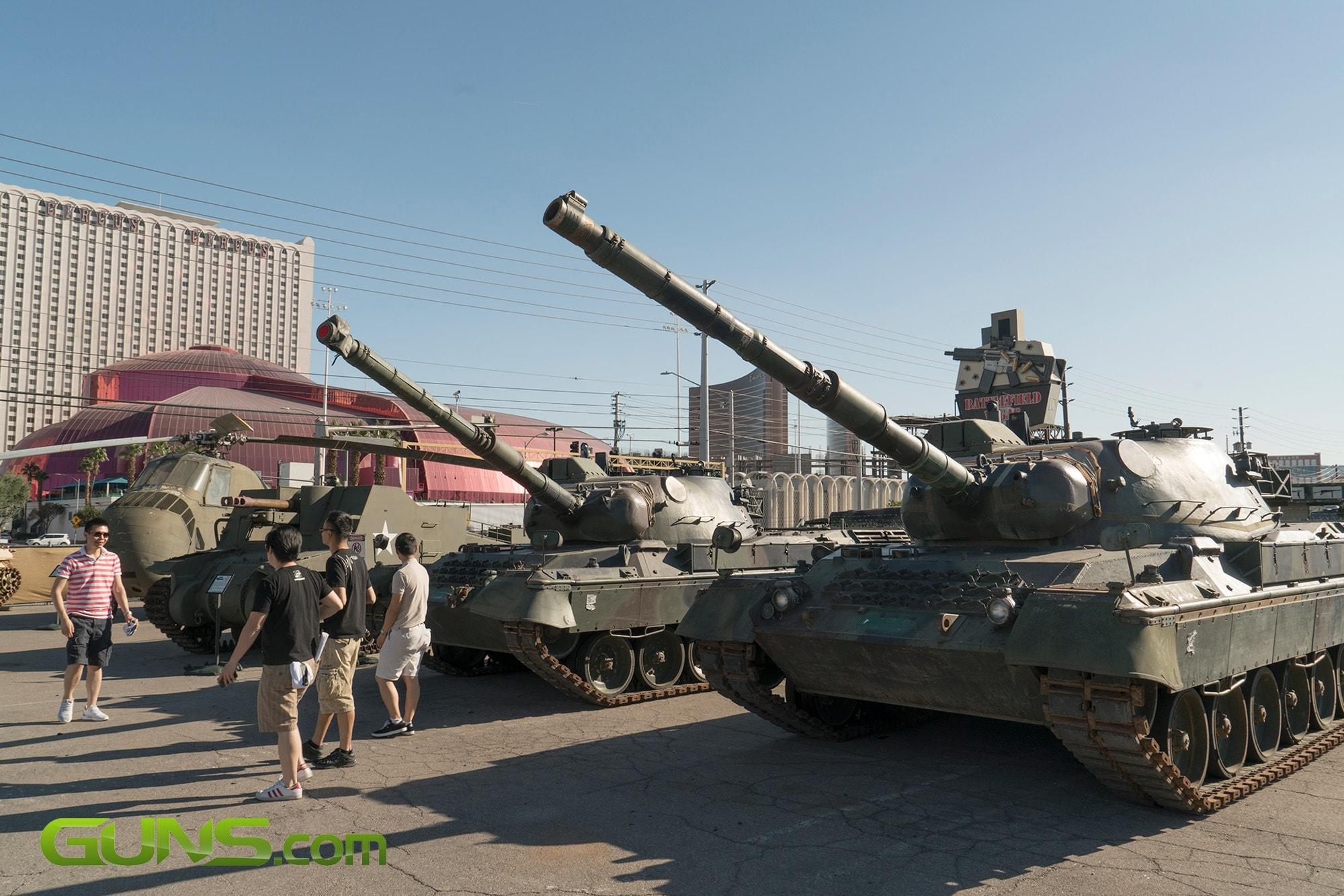 German Leopard 1 MBT