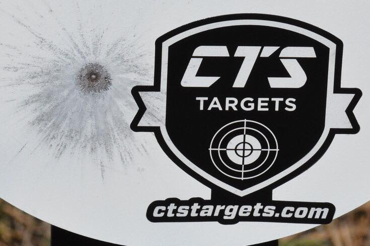 The old logo, pictured above, will soon be replaced with an all-new design reflecting the company's name change. (Photo: CTS Targets)