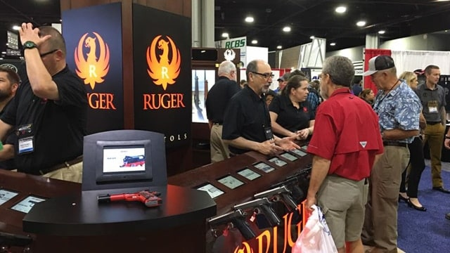 Ruger's third quarter profits declined 53 percent over 2016, the biggest year on record for gun sales. (Photo: Ruger/Facebook)