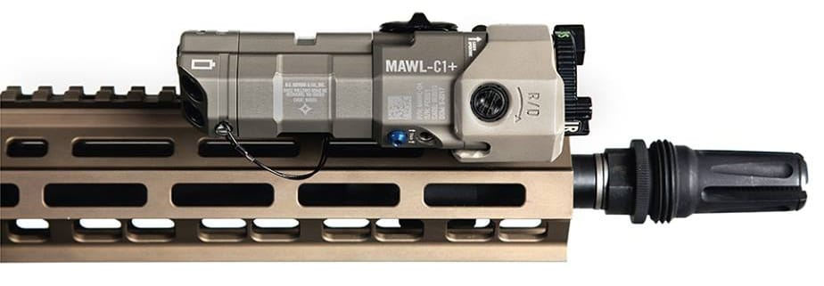 The FDE MAWL begins shipping in January 2018. (Photo: B.E. Meyers)