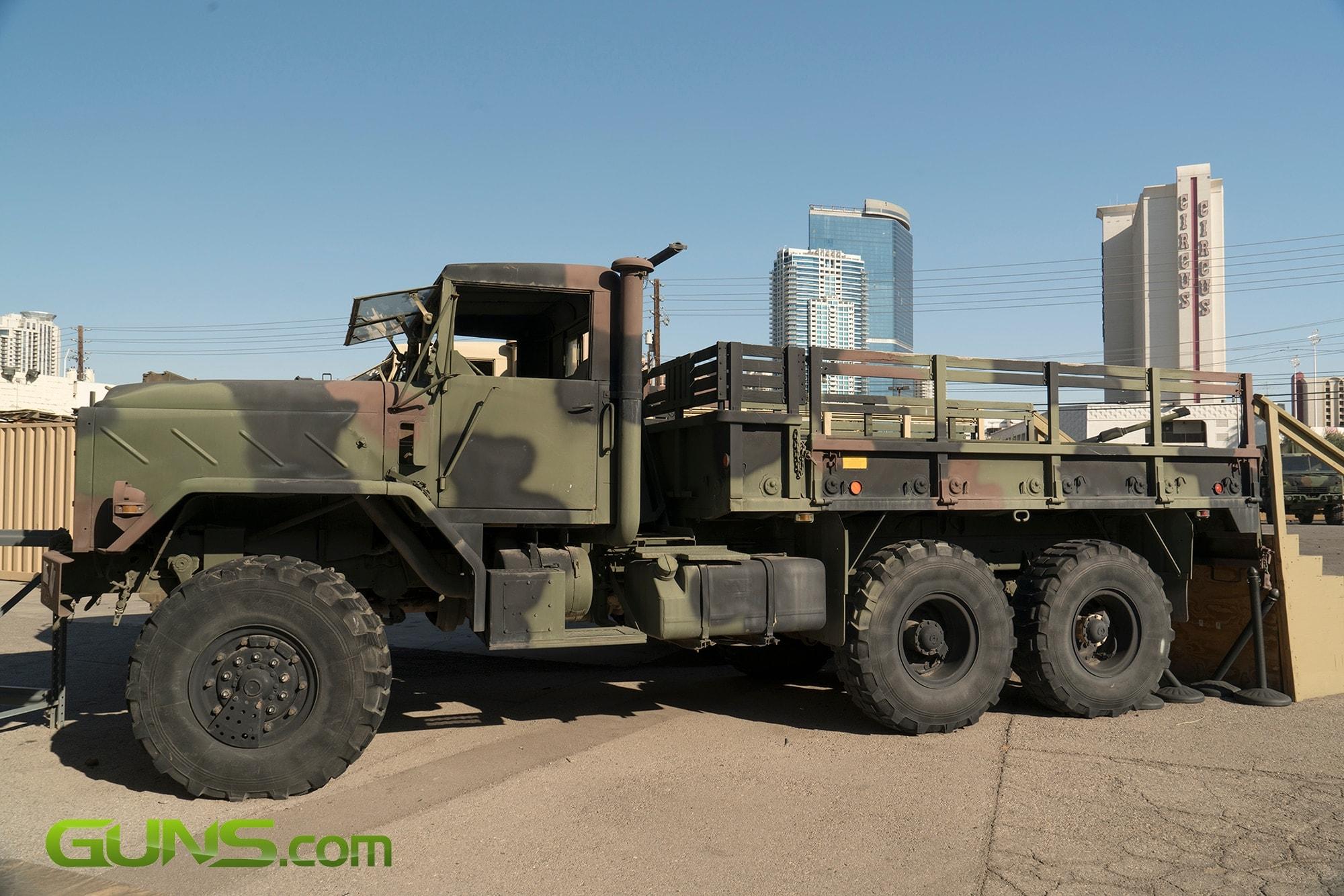 U.S. M923A2 Cargo Truck