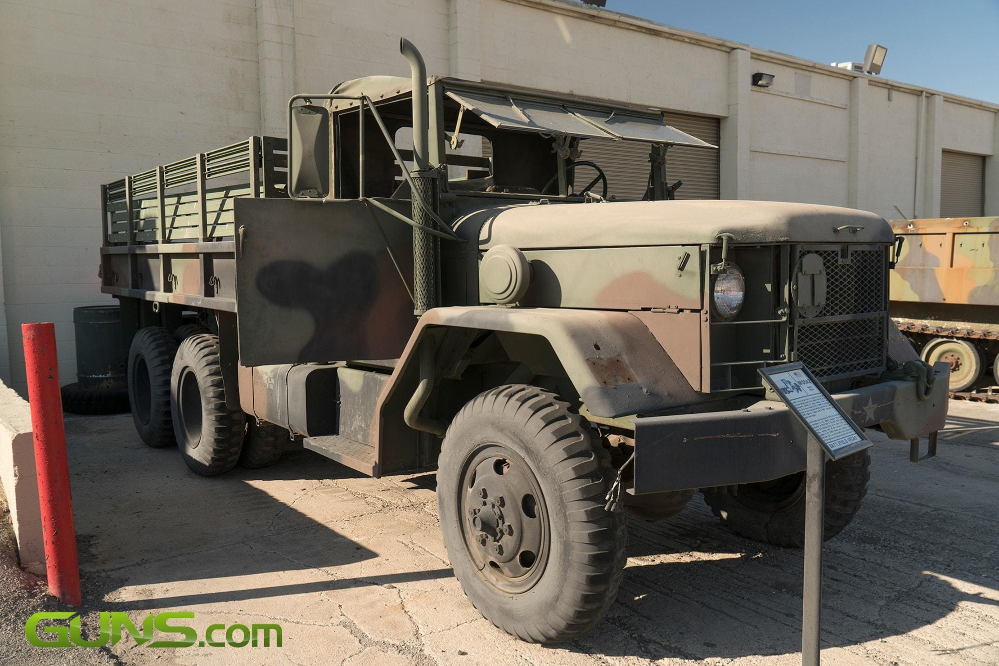 U.S. M35A2 Cargo Truck