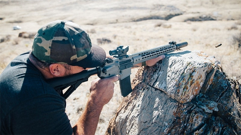 The Chainsaw Rifle will be limited to only 200 firearms. (Photo: Noveske)