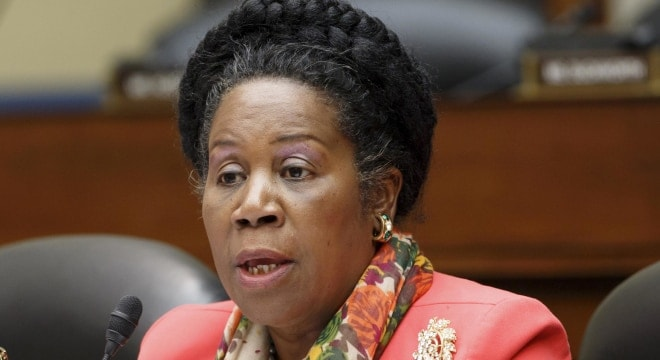 U.S. Rep. Sheila Jackson Lee, D-Texas, wants those aiming to pick up certain guns, ammo and accessories to wait seven business days. (Photo: AP)
