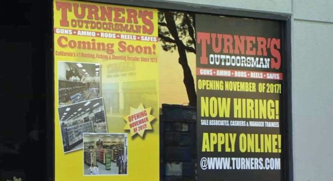Turner's started buisness in 1971 and has 20 outlets in California, though the opening of its new locaton in San Carlos is up in the air after action last week by the City Council. (Photo: NBC Bay Area)