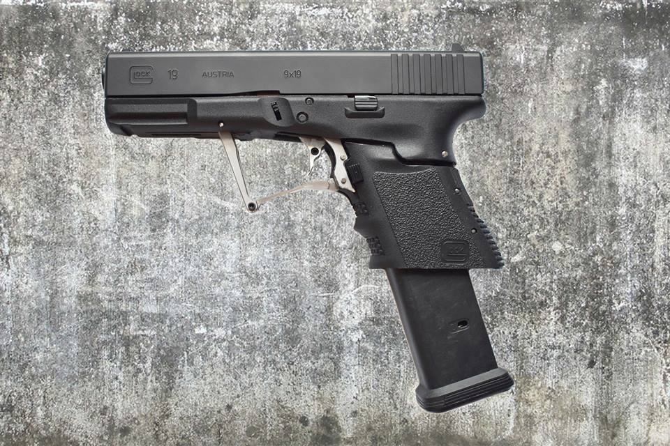 Full Conceal now shipping their M3 foldable Glock 19 (VIDEO) 3