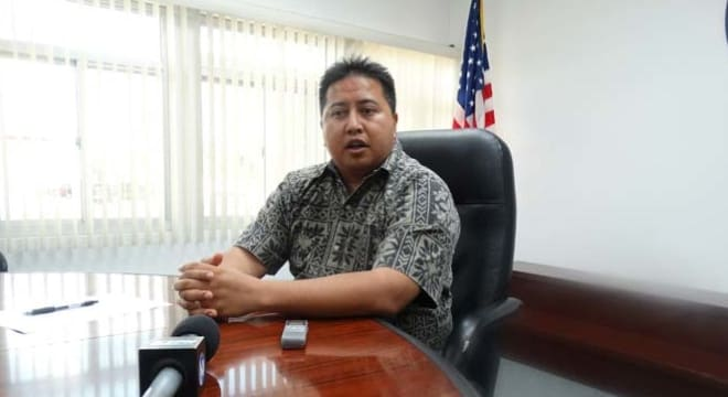 Commonwealth of the Northern Mariana Islands Gov. Ralph DLG Torres intends to be closed for business when it comes to handguns and handgun ammunition the day a court order directing their sale on the islands materializes. (Photo: Saipan Tribune)