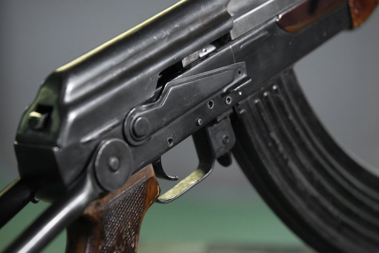 Kalashnikov shows off early AK-47 prototype with unique features (PHOTOS) 2
