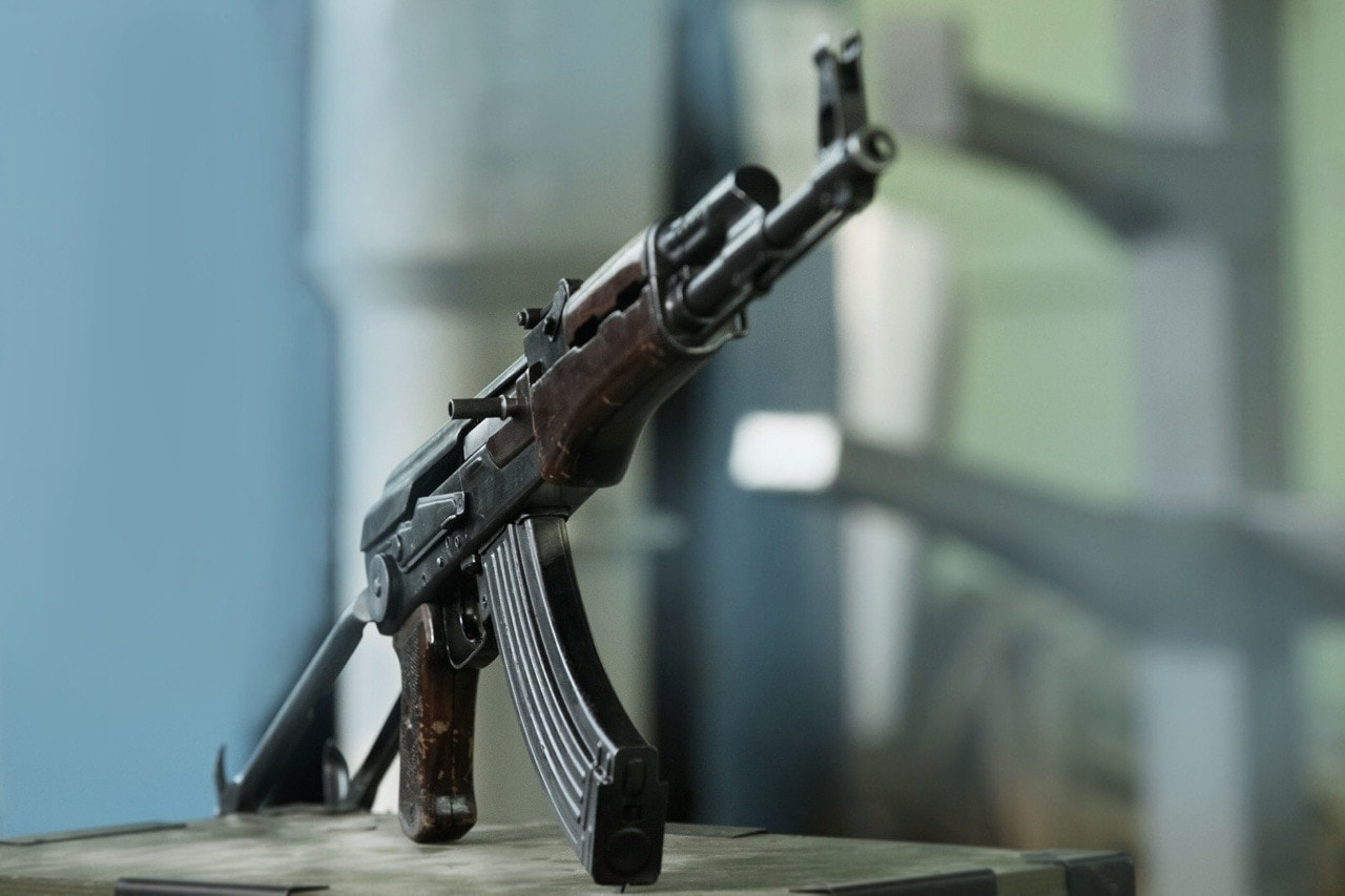 Kalashnikov shows off early AK-47 prototype with unique features (PHOTOS) 4