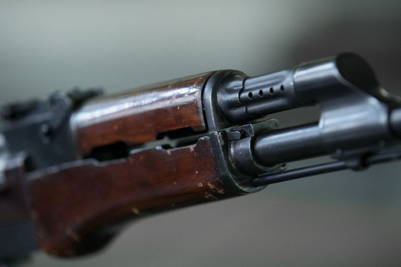 Kalashnikov shows off early AK-47 prototype with unique features (PHOTOS) 6