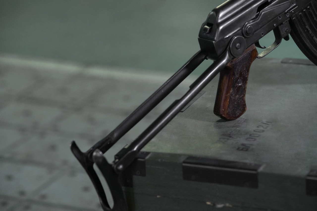 Kalashnikov shows off early AK-47 prototype with unique features (PHOTOS) 7