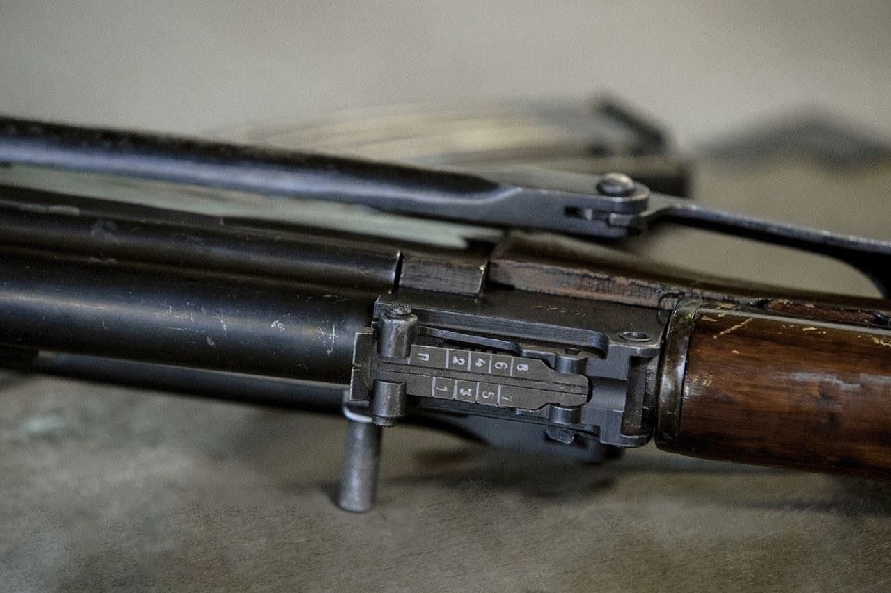 Kalashnikov shows off early AK-47 prototype with unique features (PHOTOS) 9
