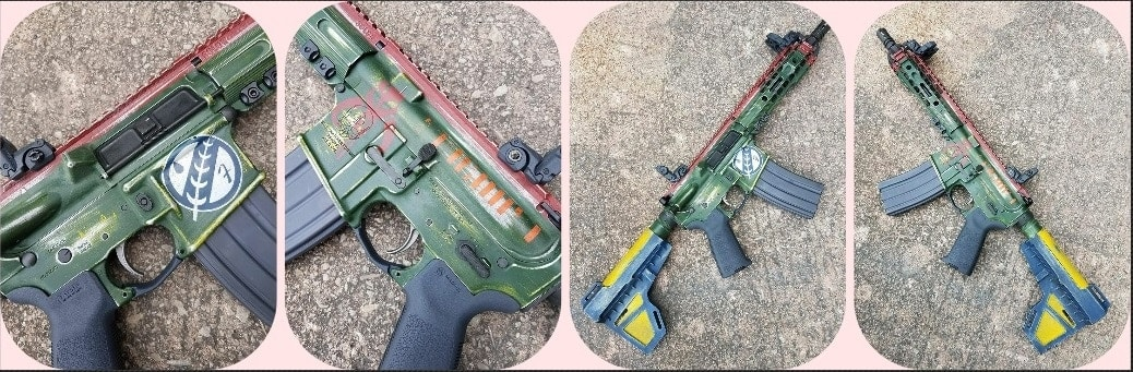 Behold: The SOLGW EE-4 blaster! (Photos: Sons Of Liberty GunWorks)