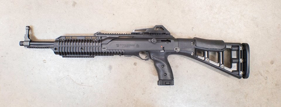 The dream of a 10mm Hi-Point Carbine has been around for a half-decade, and the company has a factory-produced reality in production. (Photo: Hi-Point)
