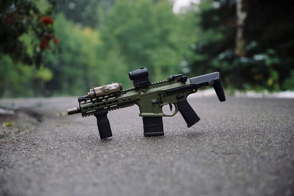 Noveske Rifleworks is proud to announce the Ghetto Blaster Rifle