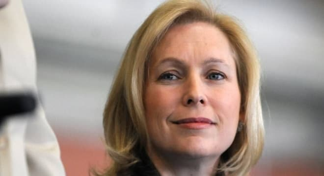 New York Democrat Sen. Kirsten Gillibrand is seeking to make the transfer of two or more guns to someone not legally able to bear them a felony. (Photo: Gillibrand's office)