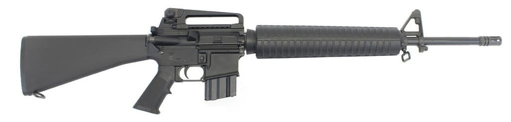 The Stag 15 Retro Series offer a military A2 style design. (Photo: Stag Arms)