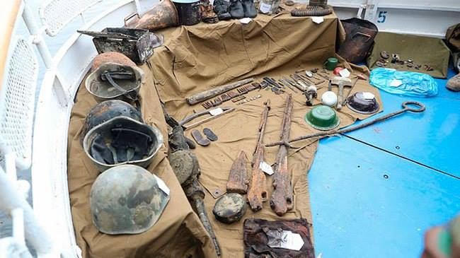Stalingrad river monitor pulled up after 75 years underwater (PHOTOS) 9