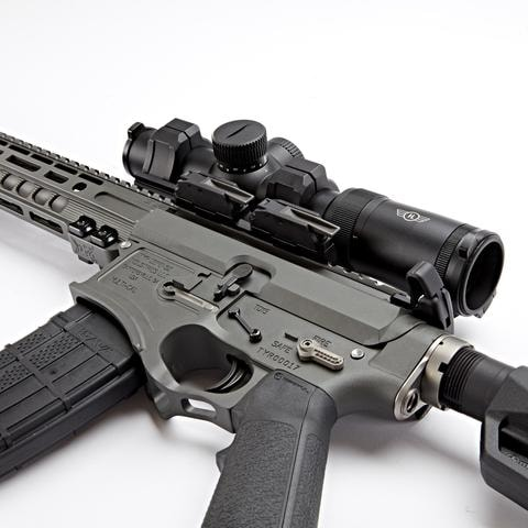 Hi-Lux launches a new riflescope for 3-gunners (Photo: Hi-Lux)