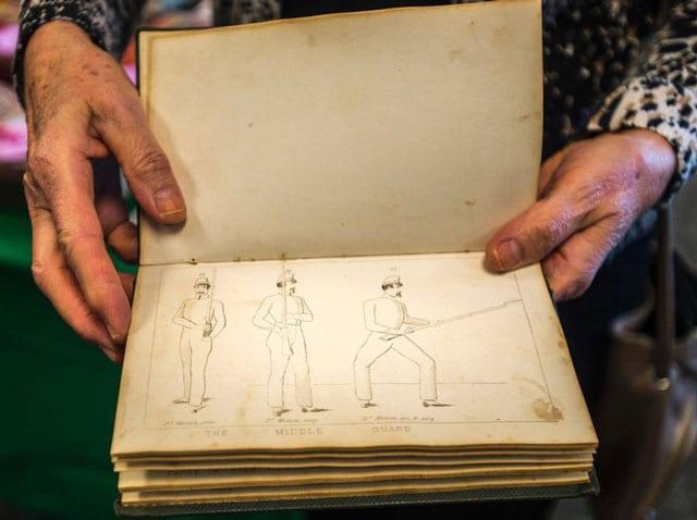 Civil War manual