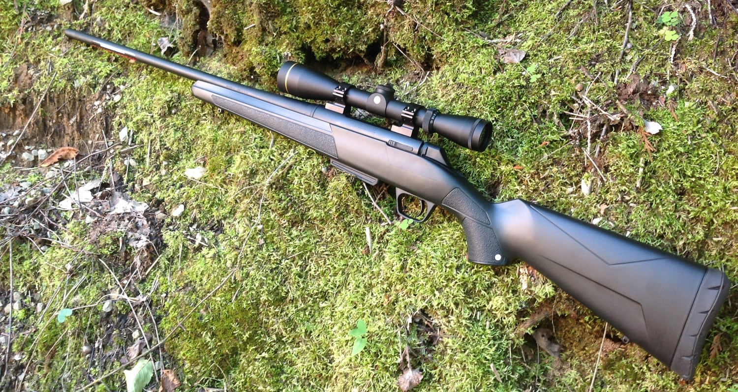 The new Winchester XPR rifle chambered in 6.5 Creedmoor. (Photo: Kristin Alberts/Guns.com)