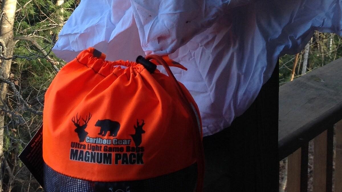 Caribou Gear Meat Bags