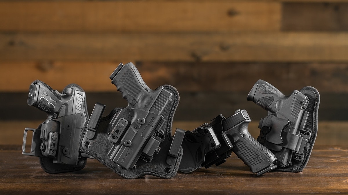The Shape Shift will soon begin appearing in brick-and-mortar stores across the U.S. (Photo: Alien Gear Holsters)