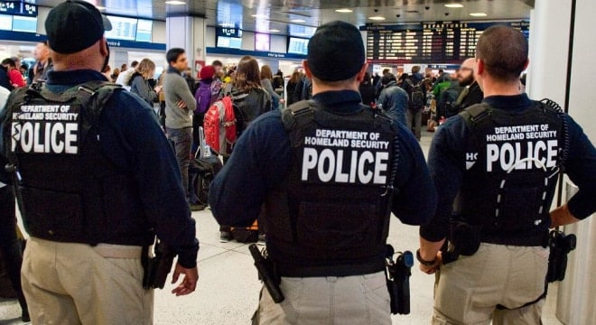 In October, the Department of Homeland Security's Office of Inspector General disclosed that between 2014 and 2016, DHS lost 228 firearms, 1,889 badges, and 25 secure immigration stamps.