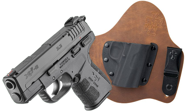 Crossbreed Holsters delivers new fits for Springfield XDE in