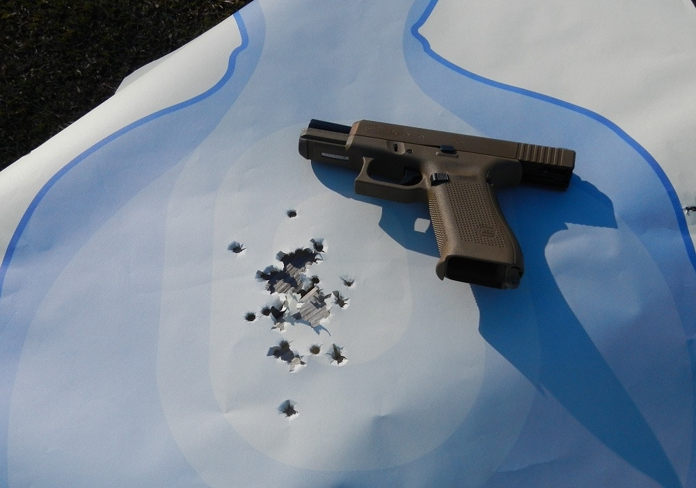 G19X with target
