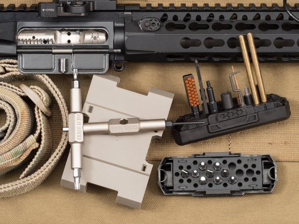 Fix It Sticks delivers all-new AR15 Maintenance Kit