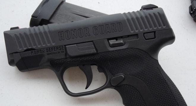 Honor Defense's Honor Guard (Photo: Chris Eger/Guns.com)