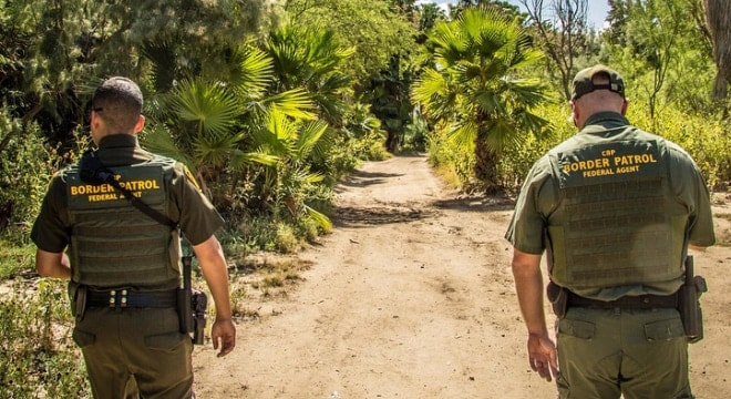 Nearly 20,000 USBP agents are tasked with securing the U.S. border (Photo: U.S. Customs and Border Protection)