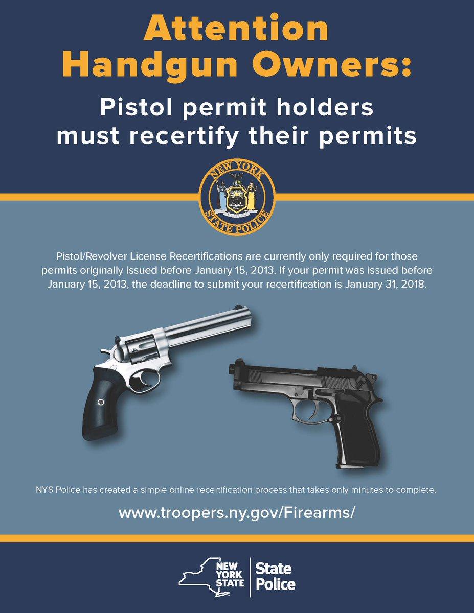 NY SAFE Act recert