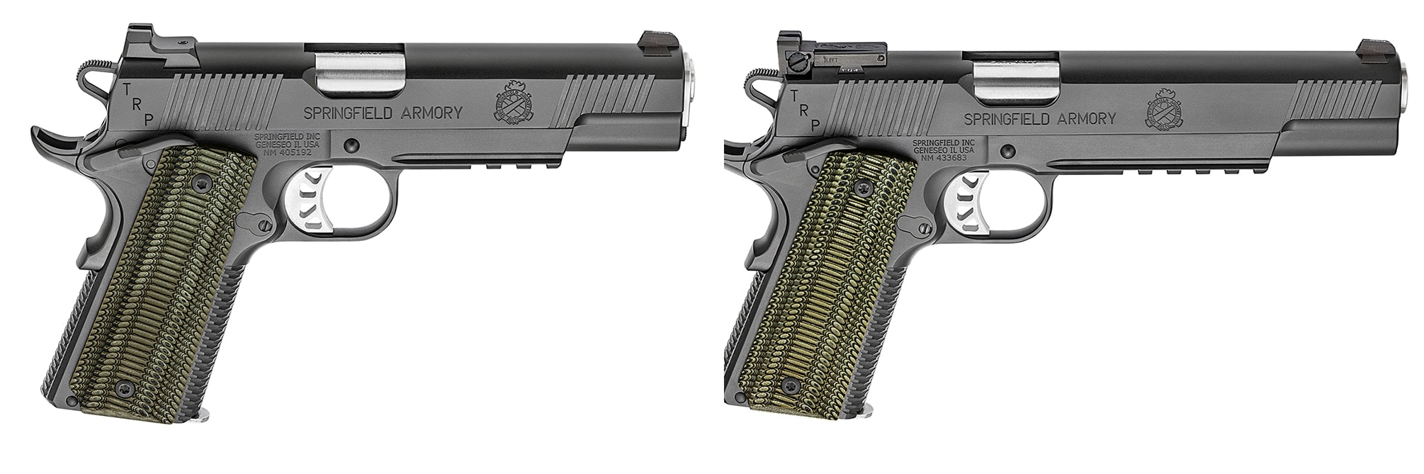 Springfield Armory's X revealed as 1911 TRP Operator in 10mm