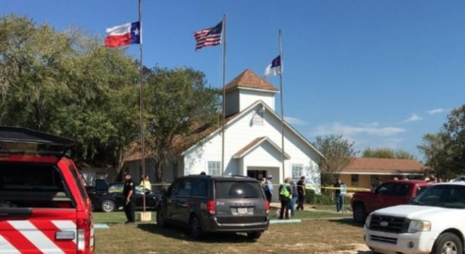 Sutherland Springs Church