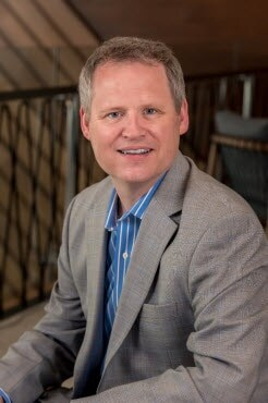 Stephen Nolan, Vista Outdoor's chief financial officer, will part ways with the company Feb. 1, 2018. (Photo: Vista Outdoor)