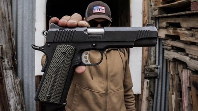 """Kimber will open a new manufacturing plant in Troy, Alabama in 2019 to keep up with """"tremendous"""" demand growth. (Photo: Kimber/Facebook)"""