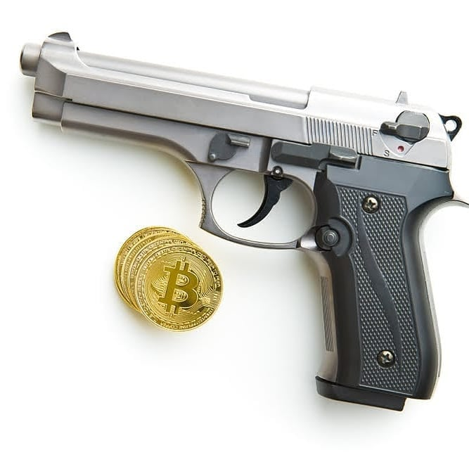 Frontier Tactical is the first gun maker to accept cryptocurrencies. (Photo: Frontier Tactical/Facebook)