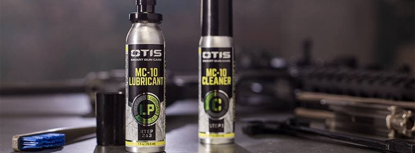New York-based Otis Technology -- a gun cleaning kit manufacturer -- acquired competitor Shooter's Choice earlier this month. (Photo: Otis Technology/Facebook)