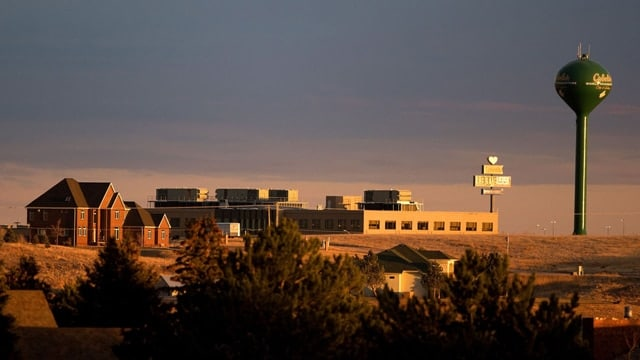 Cabela's employs about 2,000 residents at its headquarters in Sidney, Nebraska. (Photo: Megan Farmer/The World-Herald)