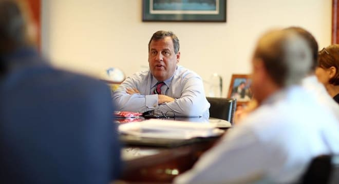 Christie on Friday announced a series of pardons for those convicted of crimes in the Garden State, including several that have been symbols for reforming New Jersey's gun laws. (Photo: Governor's office)